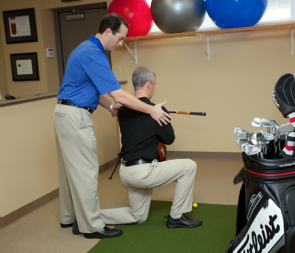 Ryan Smith, PT, MBA - Certified Golf Fitness Instructor