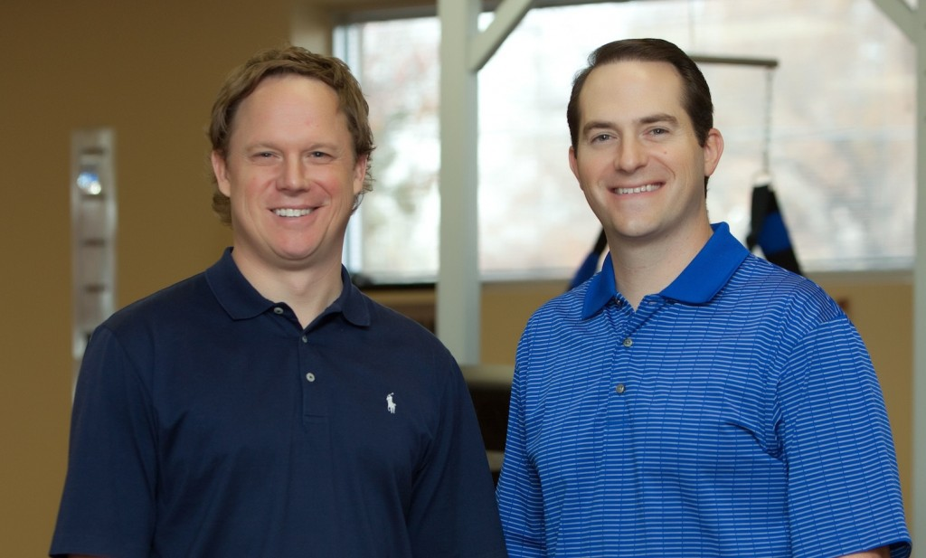 Sean Riley, DC and Ryan Smith, PT - Golf Fitness Pros and Founders of SwingFit